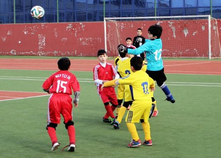 "In ""Sabahin Ulduzlari"" capital championship the 12th tour matches have been held"