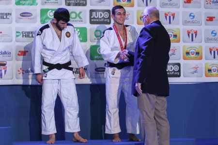 Our judokas are coming from Cuba with 3 medals