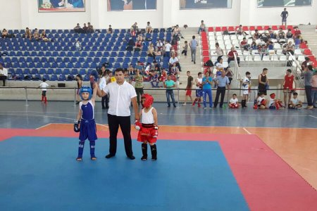 Wushu-fighters of the club became winners at the Hapkido Championship