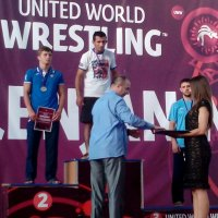 Pankrationist Ehtiram Darishov became European champion